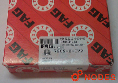 FAG 7209-B-TVP Angular contact ball bearings
