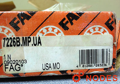 FAG 7226-B-MP-UA Angular contact ball bearings