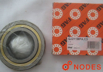 FAG QJ211-XL-MPA-C3 bearings | Dimensions: 55x100x21mm