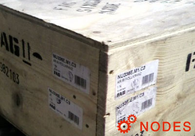 FAG NU336-E-TB-M1-C3 Cylindrical roller bearings