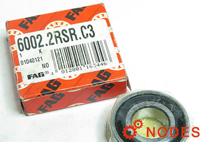 FAG 6002-2RSR-C3 bearings