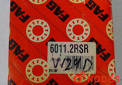 FAG 6011-2RSR bearings