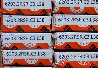 FAG 6203-2RSR-C3 bearings