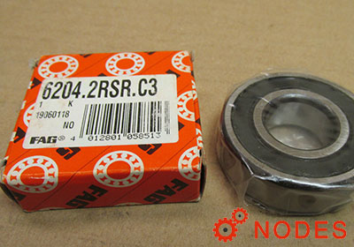 FAG 6204-2RSR bearings