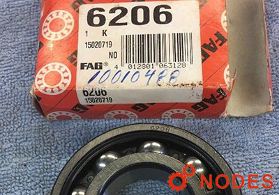 FAG 6206 bearings