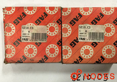 FAG 6210-C3 bearings