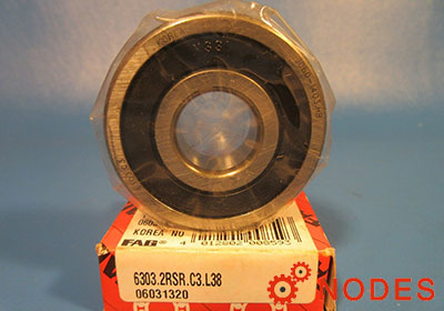 FAG 6303-2RSR-C3 bearings