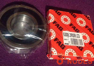FAG 6308-2RSR-C3 bearings | 40x90x23mm