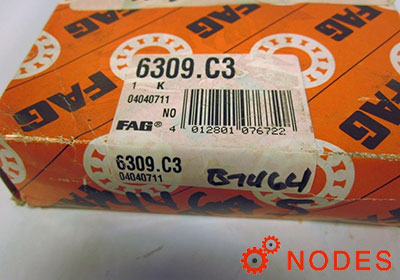 FAG 6309-C3 bearings