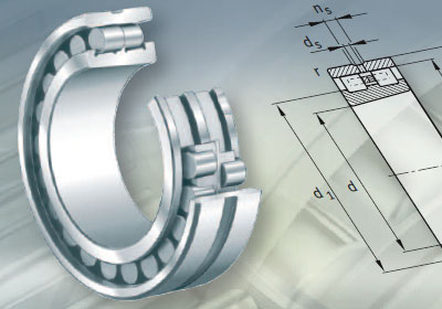 FAG high precision cylindrical roller bearings