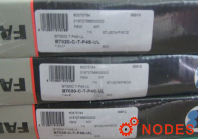 FAG B7020-C-T-P4S spindle bearings | 100x150x24mm