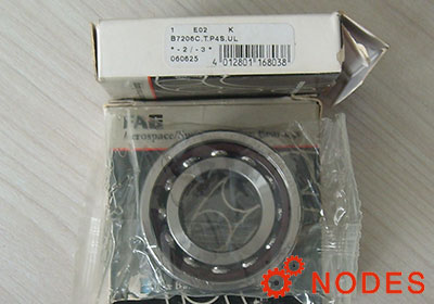 FAG B7206-C-T-P4S spindle bearings | 30x62x16mm