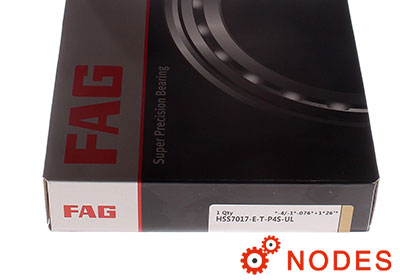 FAG HSS7017-E-T-P4S spindle bearings | 85x130x22mm
