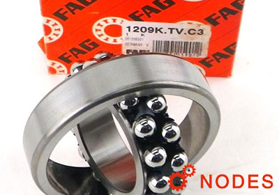 FAG 1209-K-TVH-C3 bearings