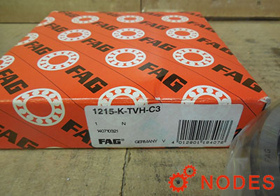 FAG 1215-K-TVH-C3 bearings