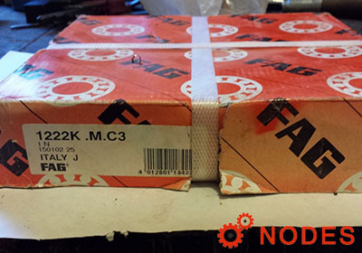 FAG 1222-K-M-C3 bearings