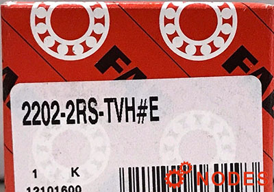 FAG 2202-2RS-TVH bearings