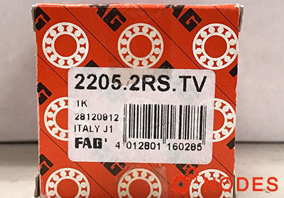 FAG 2205-2RS-TVH bearings