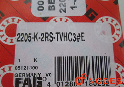 FAG 2205-K-2RS-TVH-C3 bearings