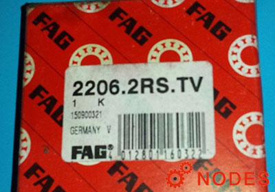 FAG 2206-2RS-TVH bearings