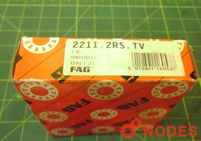 FAG 2211-2RS-TVH bearings