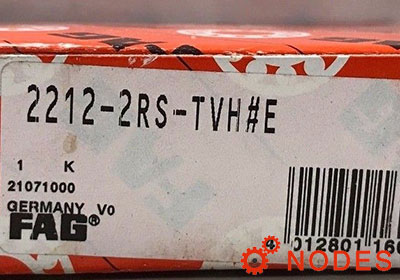 FAG 2212-2RS-TVH bearings