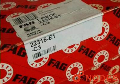 FAG 22316-E1-XL Spherical roller bearings