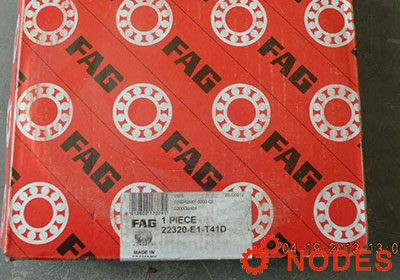 FAG 22320-E1-XL Spherical roller bearings
