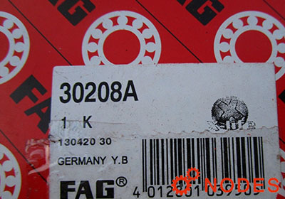FAG 30208-A tapered roller bearings