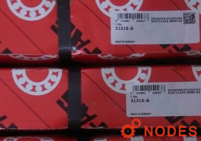 FAG 31319-A tapered roller bearings