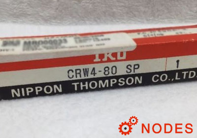 IKO CRW4-80 C10 cross roller way guides