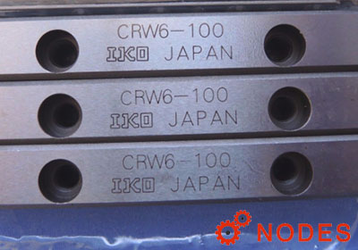 IKO CRW6-100 C9 cross roller way guides