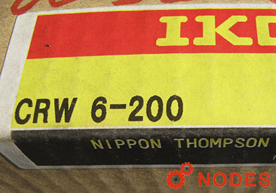 IKO CRW6-200 C18 cross roller way guides