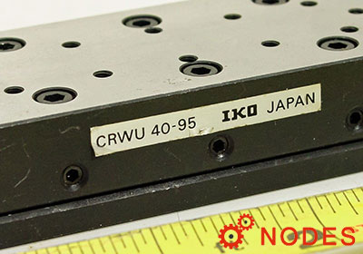 IKO CRWU40-95 crossed roller wa