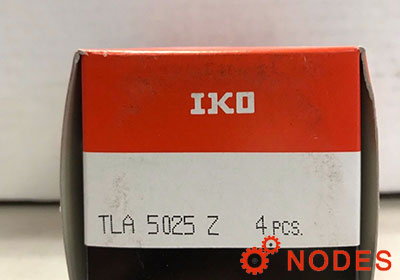 IKO TLA 5025Z needle bearings |