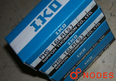 IKO PHS16 rod ends | d:16,d2:38,l4:83mm