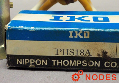 IKO PHS18 rod ends | d:18,d2:42,l4:92mm