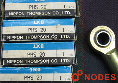 IKO PHS20 rod ends | d:20,d2:46,l4:100mm