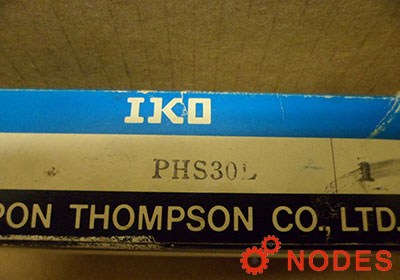 IKO PHS30 rod ends | d:30,d2:70,l4:145mm