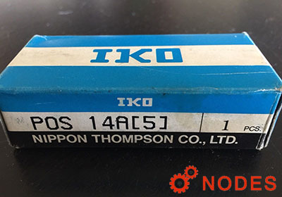 IKO POS14 rod ends | d:14,d2:34,l2:77mm