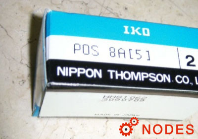 IKO POS8 rod ends | d:8,d2:22,l2:53mm
