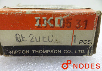 IKO GE20EC spherical plain bearings | 20x35x16mm