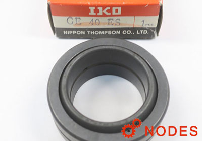 IKO GE40ES spherical plain bearings | 40x62x28mm