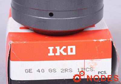 IKO GE40GS-2RS spherical plain bearings | 40x68x40mm