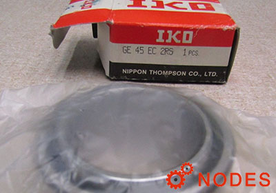 IKO GE45EC-2RS spherical plain bearings | 45x68x32mm