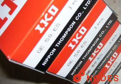 IKO GE50ES spherical plain bearings | 50x75x35mm