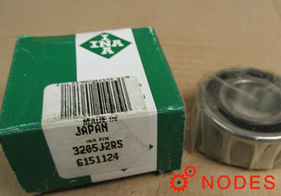 INA 3205-2RS Bearing