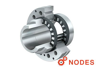 INA axial radial roller bearings for screw drives