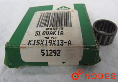 INA K15X19X13 bearings