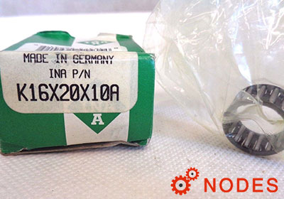 INA K16X20X10 bearings